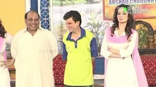 Mehngi Huei Angraie New Pakistani Stage Drama Full Comedy Show