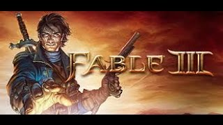 Fable 3 cool finishing moves