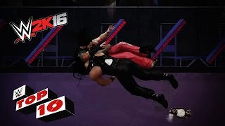 Exciting Entrance Breakouts: WWE 2K16 Top 10