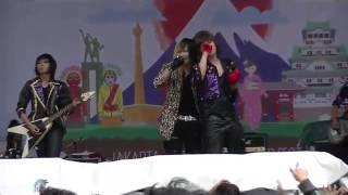 HYDRA featuring Kyou (Ivy Moire) - Passion @ Jak Japan Matsuri 2016