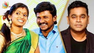 AR Rahman Suprised Us in Supersinger | Senthil Ganesh, Rajalakshmi and Jayanti Interview