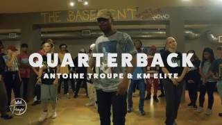 @YoungThug - Quarterback | @AntoineTroupe Choreography #KreativMndzDanceAcademy