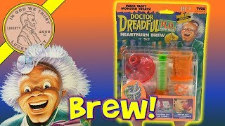 Learn How To Use The Doctor Dreadful Heartburn Brew Candy Maker