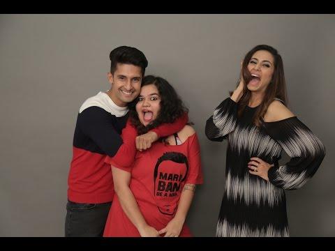 Ravi Dubey & Sargun Mehta Interview | MissMalini