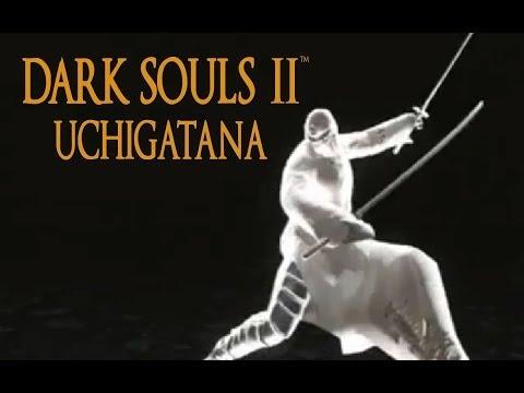 Dark Souls 2 Uchigatana Tutorial (dual wielding w/ power stance)