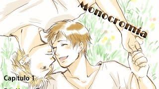 【FANFIC/NedSpa】   Monocromía   【Capítulo 1】