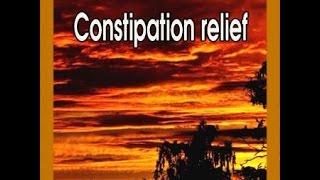 CONSTIPATION RELIEF HEALTHY BOWL MOVEMENT BINAURAL BEATS ISOCHRONIC TONES COMBO VS