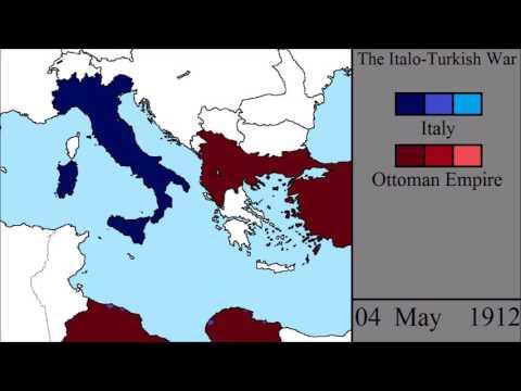 The Italo - Turkish War: Every Day