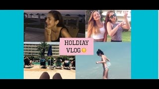 Airport/Holiday Vlog||Jess Vick||