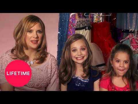 Xxx Mp4 Dance Moms Maddie And Mackenzie 39 S Early Years At The ALDC Season 6 Flashback Lifetime 3gp Sex