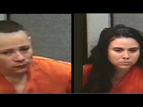 Cops: Parents held girls in 'prison'