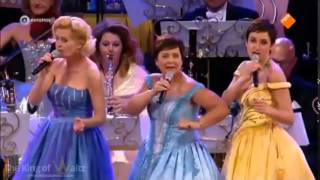 André Rieu - The Andre Sisters live in Maastricht 2013