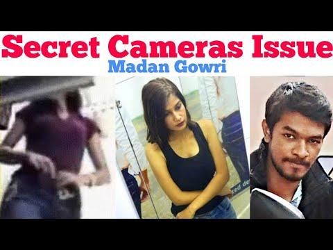Xxx Mp4 Secret Cameras Issue In Girls Hostel Tamil Madan Gowri MG 3gp Sex