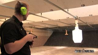 Techniques For Managing  Recoil  In A Pistol