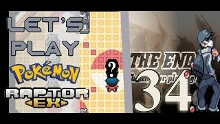Let's Play Pokemon Raptor EX 34: Most EPIC Move Learn Off All Time! | The End