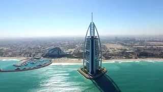 NPro+ Drone Video in Dubai in 4K (DJI Inspire 1, Phantom2)