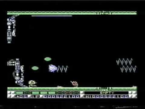 MSX Nemesis 3 Stage 09