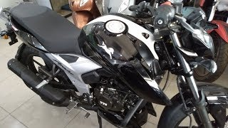 New Tvs Apache 160 RTR  4V Review Price Mileage New Features In Hindi
