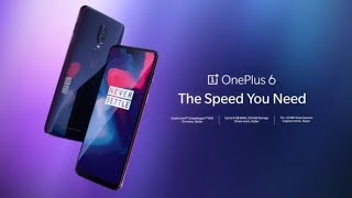 One Plus 6 Launch Event