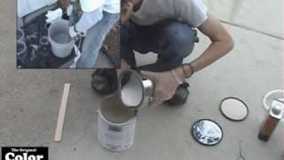 Primercoat Application - Applying the Primer Coat on Your Concrete
