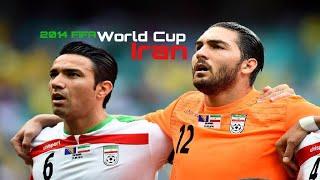 2014 FIFA World Cup - Iran
