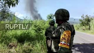 Mexico: At least one dead and five injured after oil pipeline explosion