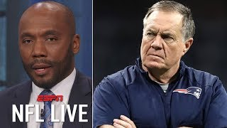 Steelers, Patriots, Eagles among the NFL's most improved teams post 2019 draft   NFL Live