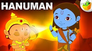 Hanuman | Full Movie (HD) | Animated Movie | English Stories for Kids