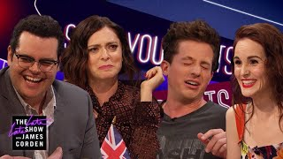 Spill Your Guts or Fill Your Guts w/ Charlie Puth, Josh Gad, Michelle Dockery & Rachel Bloom