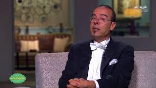 صاحبة السعادة | نادر عباسي يحكي كواليس ما حدث مع فريق عمل صاحبة السعادة للعمل على موسيقى مودي الامام
