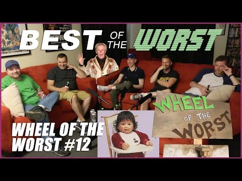 Best of the Worst Wheel of the Worst 12