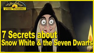 7 Amazing Facts about Snow White and the Seven Dwarfs | Disney Animation | Snow White