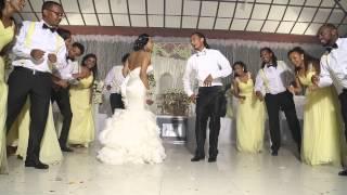 Best Ethiopian wedding dance, Seble Asrat and Tamene