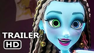 MONSTER HlGH Electrified Official Trailer (2017) Animation Family Movie HD