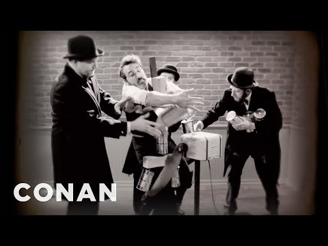 Xxx Mp4 Robot Sex Pioneers CONAN On TBS 3gp Sex