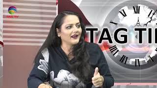 Mokshi Virk exclusive interview in TAG TIME with Haleema Sadia