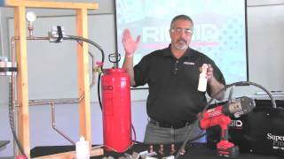 Instructional Overview - SF2500 SuperFreeze