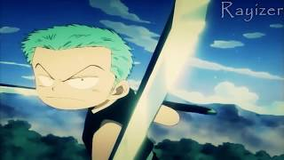 One Piece Zoro AMV   What I Believe HD 720p