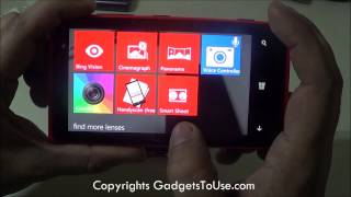 Nokia Lumia 920 Camera Review With Best Lenses Apps You Can Use