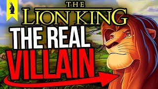 The Lion King: Is Simba the VILLAIN? – Wisecrack Edition