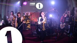 Asking Alexandria - The Black (Radio 1's Rock All Dayer)