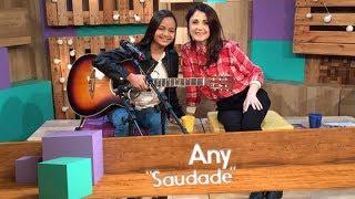 Any - Saudade (Jeferson Pillar)