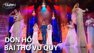 Don Hồ - Bài Thơ Vu Quy (Duy Quang, thơ: Tuệ Mai) PBN 122