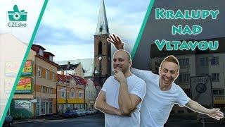 KRALUPY NAD VLTAVOU: Nejzničenější české město po 2. sv. válce