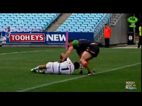 The Late Show With Matty Johns - Bombed Tries