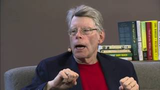 Stephen King on End of Watch at the 2016 National Book Festival