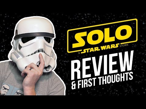 Xxx Mp4 Solo A Star Wars Story REVIEW FIRST THOUGHTS SPOILERS 3gp Sex