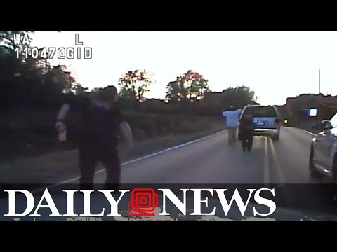 Xxx Mp4 Video Shows Police Shooting Unarmed Oklahoma Man Terence Crutcher 3gp Sex