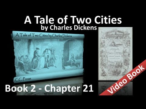 Book 02 - Chapter 21 - A Tale of Two Cities by Charles Dickens - Echoing Footsteps