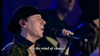 """Wind of Change"" with Lyrics - Performed by: Scorpions"